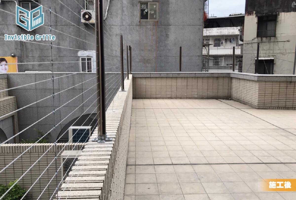 台北隱形鐵窗 , 防墜網 , 隱形鐵窗