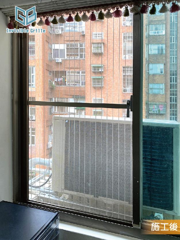 新北隱形鐵窗 , 防貓